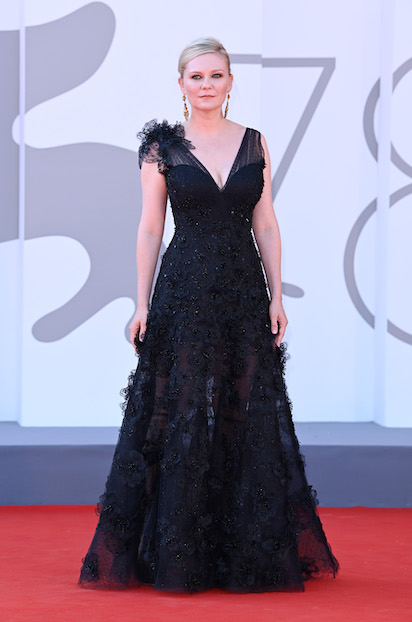 """""""The Power Of The Dog"""" Red Carpet - The 78th Venice International Film Festival"""