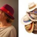 『TOMORROWLAND』渋谷店にて、帽子のセミオーダーイベントを開催