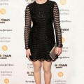 スカーレット・ヨハンソンのリトル ブラックドレス スタイル