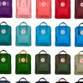 【BRAND】スウェーデン王室ご用達ブランド FJALLRAVENの Kankenバッグ に新色が登場