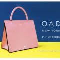 トゥモローランド 丸の内店にて『OAD NEW YORK 』POP UP STORE を開催